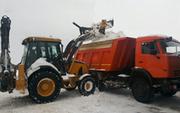 Заключение договора уборка вывоз снега