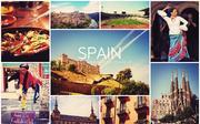 ИСПАНИЯ - ЭТО  ПРЕКРАСНЫЙ  ОТДЫХ на МОРЕ и СОЛНЦЕ